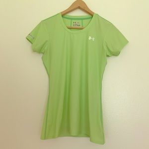Under Armour   Fitted Short Sleeve T-Shirt   M